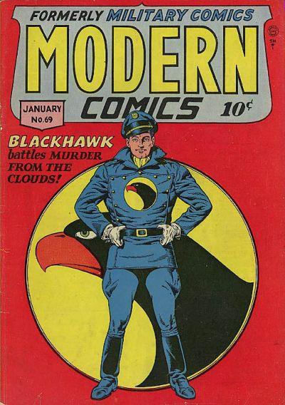 Modern Comics Vol 1 69