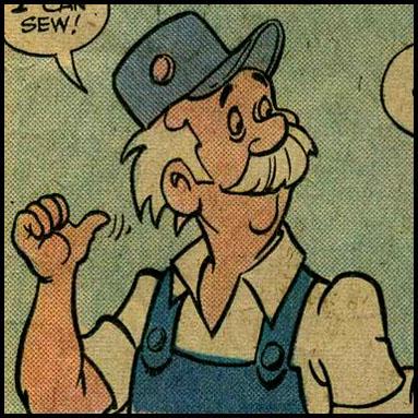 Mr. Woody