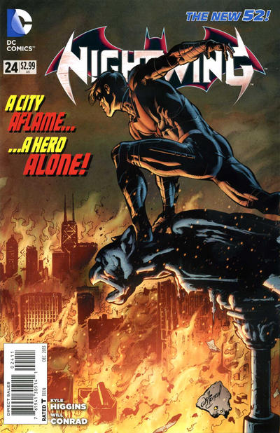 Nightwing Vol 3 24