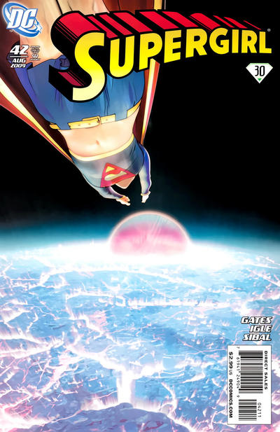 Supergirl Vol 5 42
