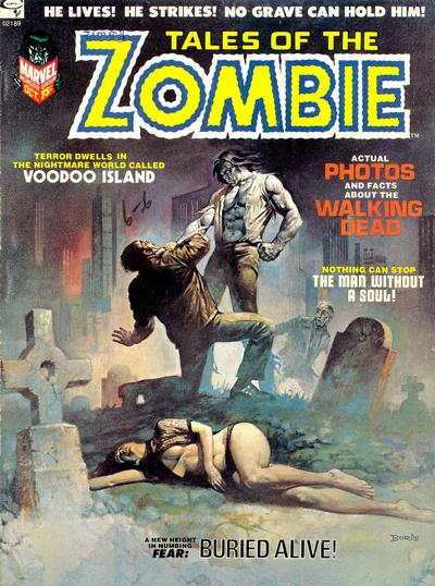 Tales of the Zombie Vol 1 2