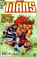 Titans (DC) Vol 1 49