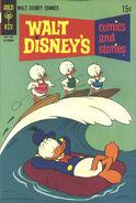 Walt Disney's Comics and Stories Vol 1 336