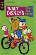 Walt Disney's Comics and Stories Vol 1 358
