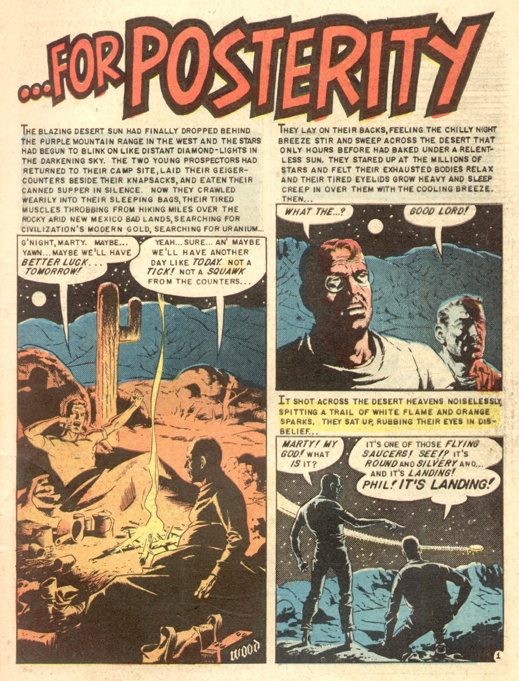 Weird Science-Fantasy Vol 1 24