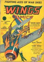 Wings Comics Vol 1 7