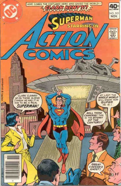 Action Comics Vol 1 501