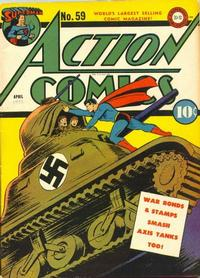 Action Comics Vol 1 59