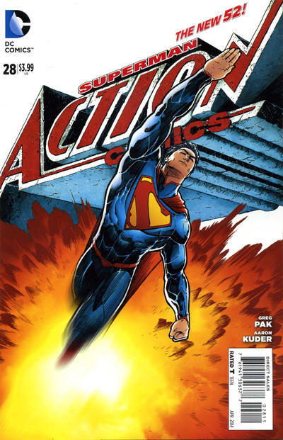 Action Comics Vol 2 28