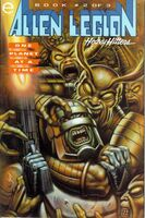 Alien Legion One Planet at a Time Vol 1 2