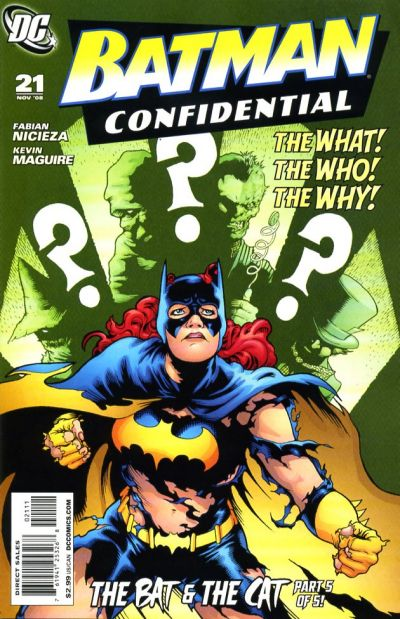 Batman Confidential/Covers