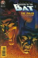 Batman Shadow of the Bat Vol 1 37