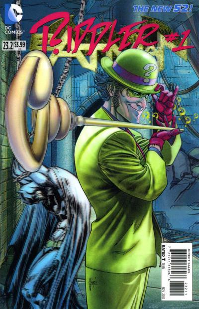 Batman Vol 2 23.2: The Riddler