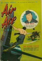 Bill Barnes, America's Air Ace Comics Vol 1 10