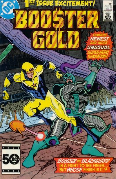 Booster Gold/Covers