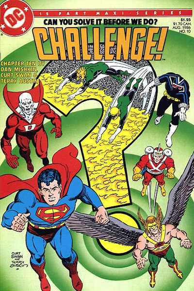 DC Challenge Vol 1 10