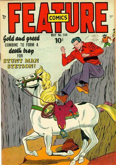 Feature Comics Vol 1 144