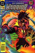 Guy Gardner Warrior Vol 1 0