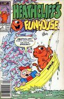 Heathcliff's Funhouse Vol 1 3 Newsstand