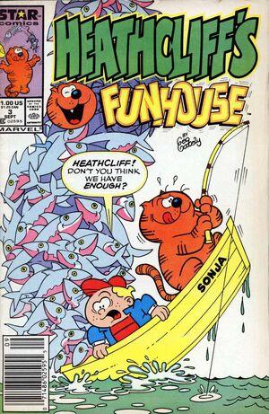 Heathcliff's Funhouse Vol 1 3 Newsstand.jpg