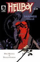 Hellboy Darkness Calls Vol 1 1