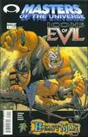 Masters of the Universe, Icons of Evil Vol 1 1