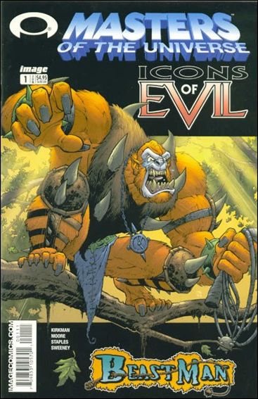 Masters of the Universe Icons of Evil Vol 1 1