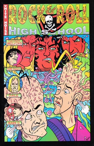Rock & Roll High School Vol 1 2