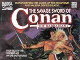 Savage Sword of Conan Vol 1 213