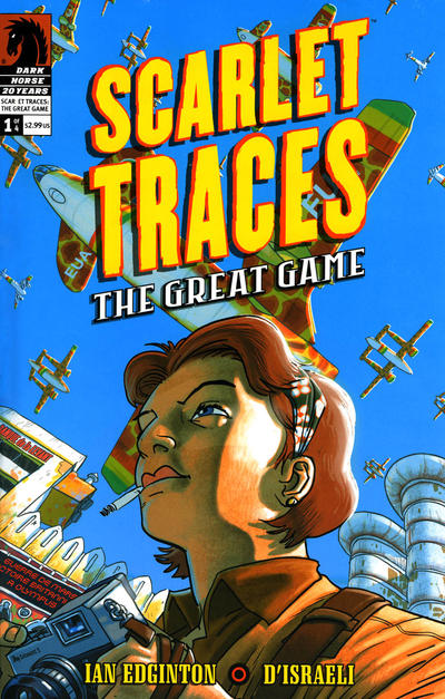 Scarlet Traces: The Great Game Vol 1