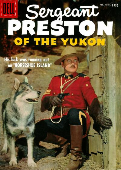 Sergeant Preston of the Yukon Vol 1 22
