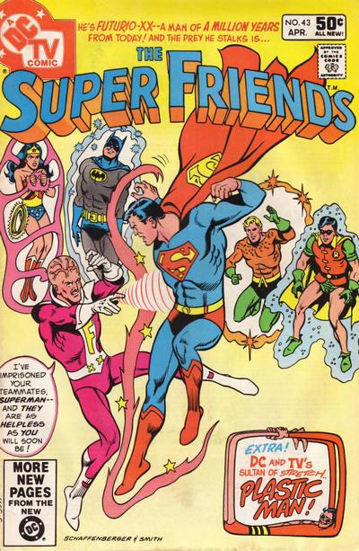 Super Friends Vol 1 43