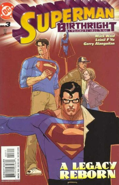 Superman: Birthright Vol 1 3