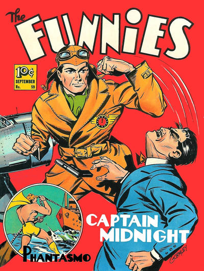 The Funnies Vol 2 59