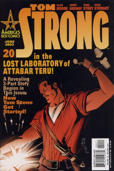 Tom Strong Vol 1 20