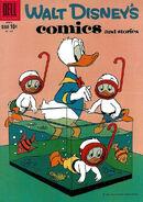 Walt Disney's Comics and Stories Vol 1 223