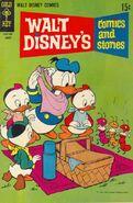 Walt Disney's Comics and Stories Vol 1 347