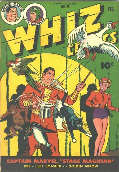 Whiz Comics Vol 1 71