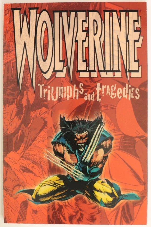 Wolverine: Triumphs and Tragedies Vol 1 1