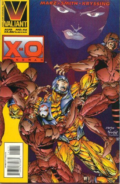 X-O Manowar Vol 1 46