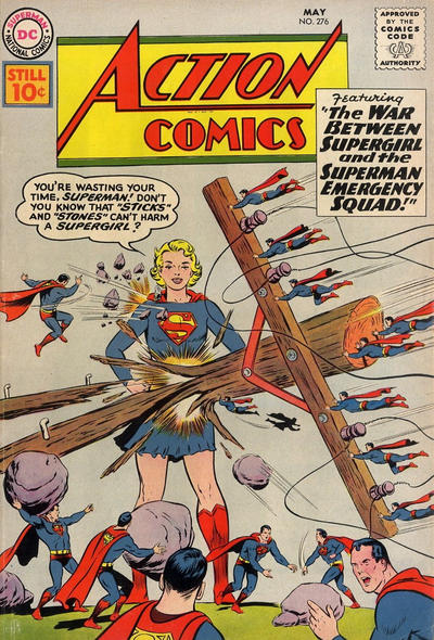 Action Comics Vol 1 276