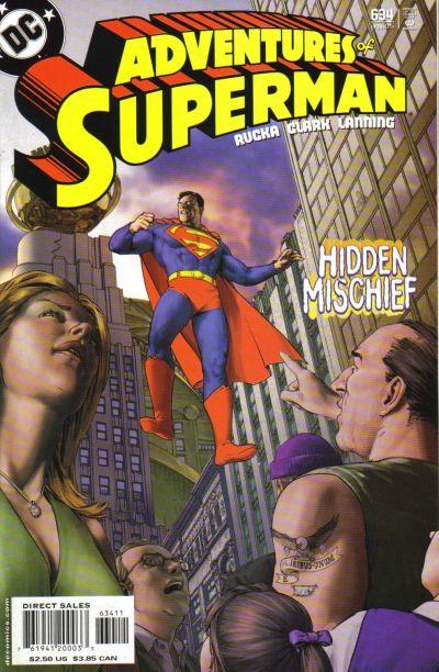 Adventures of Superman Vol 1 634