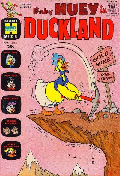 Baby Huey in Duckland Vol 1 3