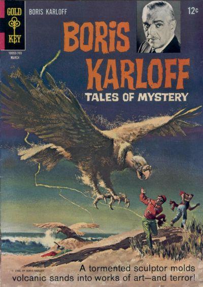 Boris Karloff's Tales of Mystery Vol 1 17