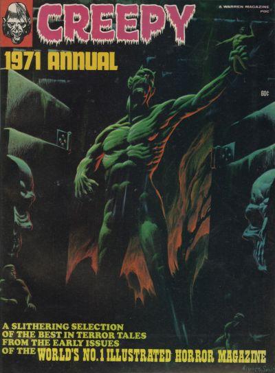 Creepy Annual Vol 1 1
