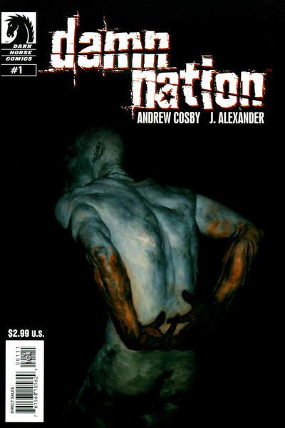 Damn Nation Vol 1 1