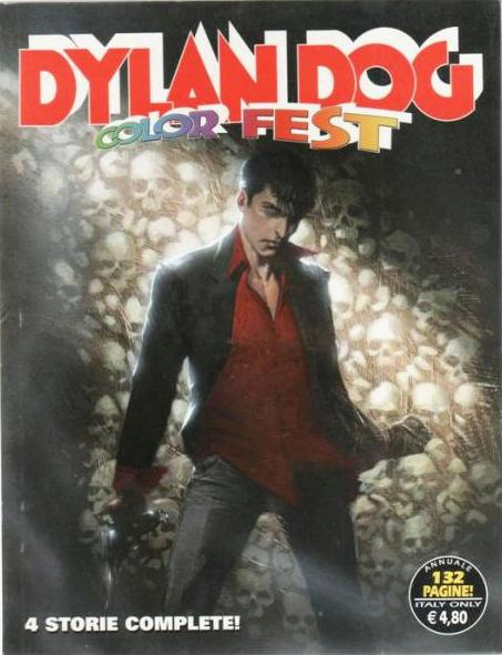 Dylan Dog Color Fest Vol 1 1