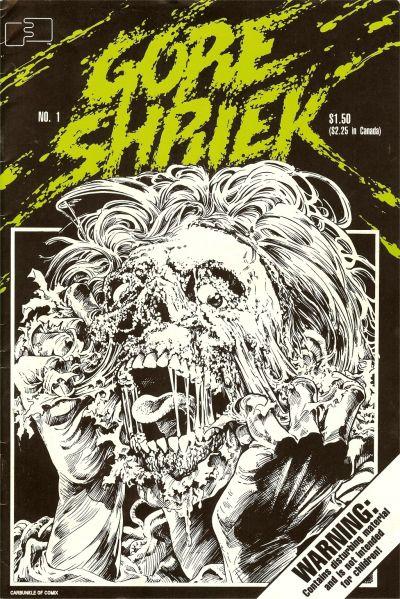 Gore Shriek Vol 1 1
