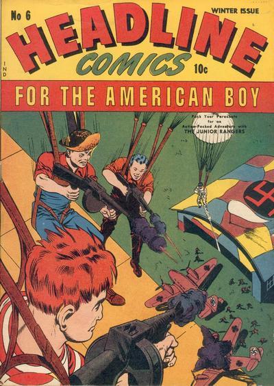 Headline Comics Vol 1 6