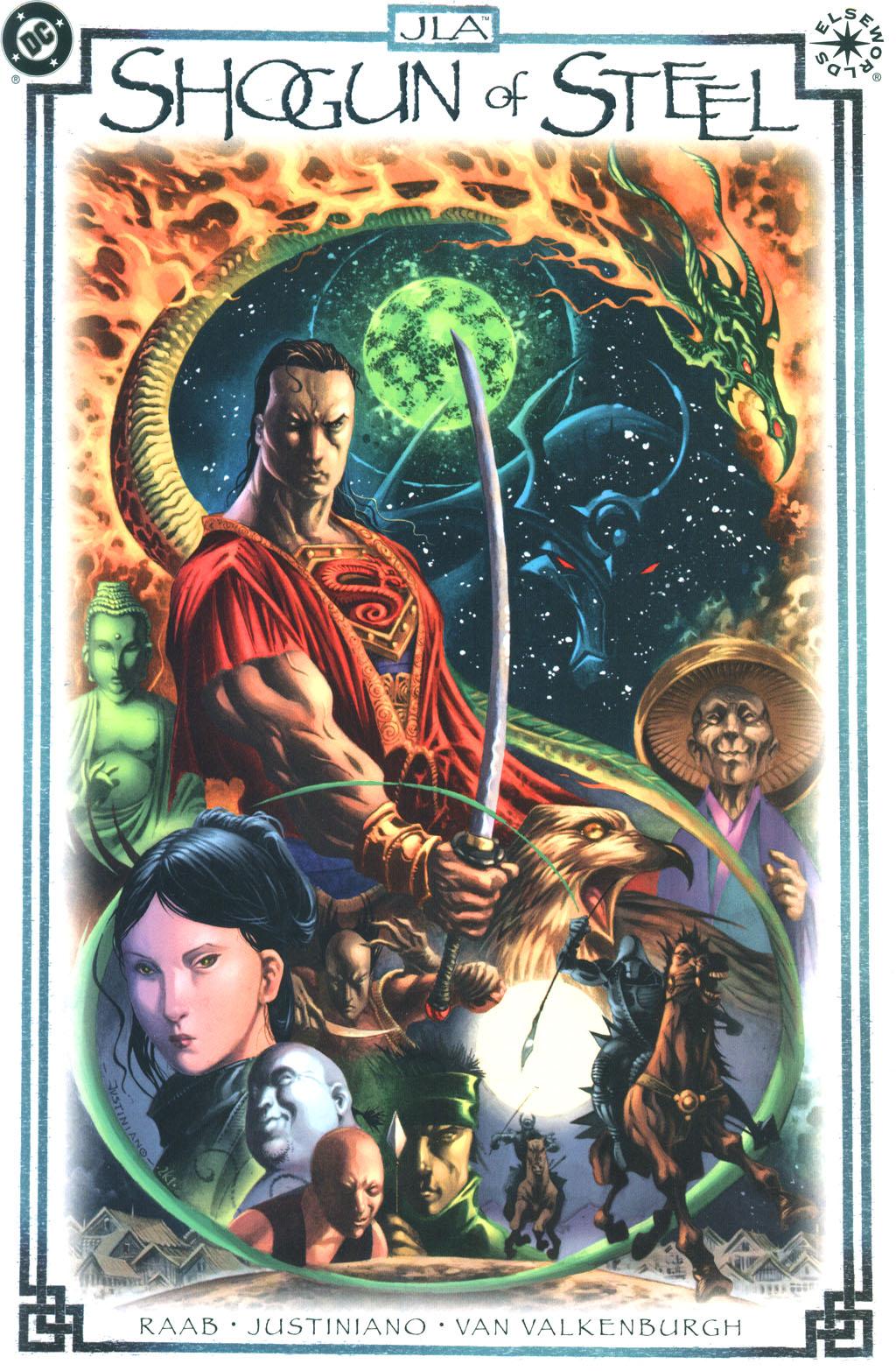 JLA: Shogun of Steel